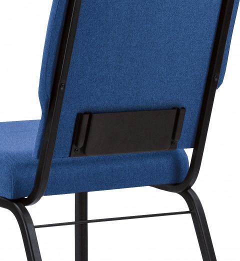 card penncil holder wide on chair closeup