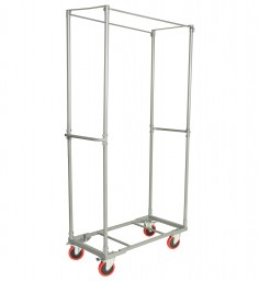 Folding Chair Cart-Tall