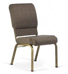 Bertolini-Hybrid Church Chairs Fossil & Gold Vein 18-Wide
