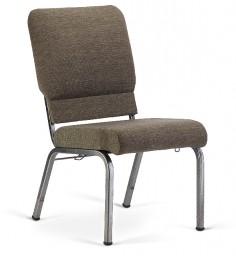 Bertolini-Hybrid Church Chairs Fossil & Silver Vein 20-Wide