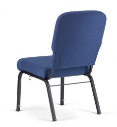 Liberty Hybrid Church Chairs Indigo & Black
