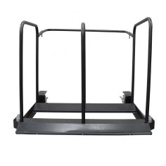 Round Table Cart -Wide