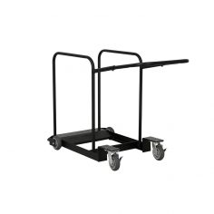 Round Table Cart -Narrow